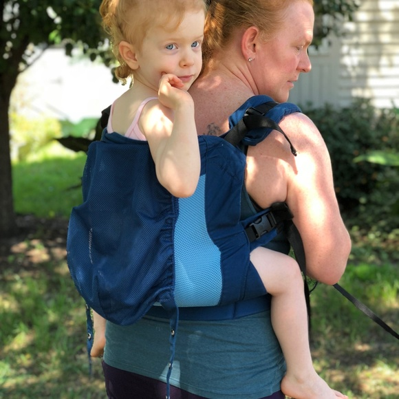 Lillebaby Toddler Carryon Airflow Carrier Baby
